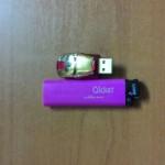 Chiavetta USB Iron Man