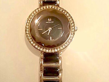 Orologio Donna con cristalli