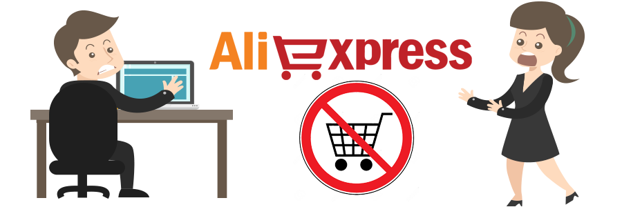 Guida Account Disabilitato Aliexpress