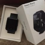 Smartwatch A8