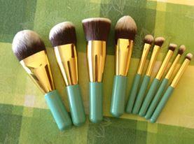 9 Brush Mini color Tiffany