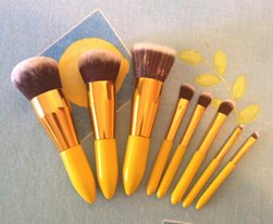 Brush Mini color yellow