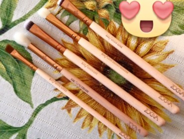 Zoeva Brush Set Rosa