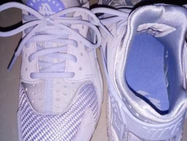 Nike Huarache Bambino Blu