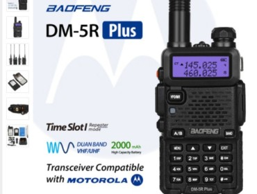 Digital Radio Walkie Talkie