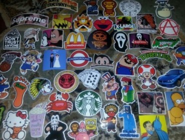 Stickers auto