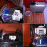 Lampada e Videoproiettore NEC LT260K